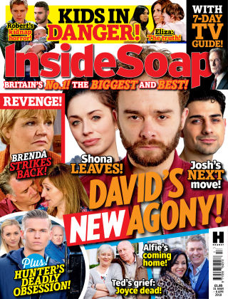 Inside Soap - UK Issue 13