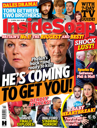 Inside Soap - UK Issue 14 2018
