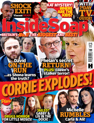 Inside Soap - UK Issue 15 2018