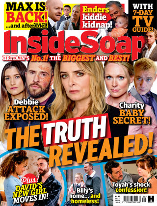 Inside Soap - UK Issue 16 2018