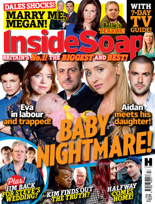 Inside Soap - UK Issue 17 2018