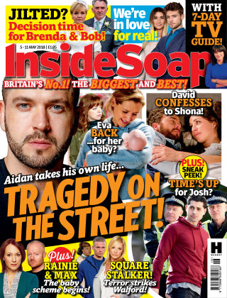 Inside Soap - UK Issue 18 2018