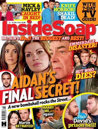Inside Soap - UK Issue 19 2018
