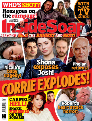 Inside Soap - UK Issue 20 2018