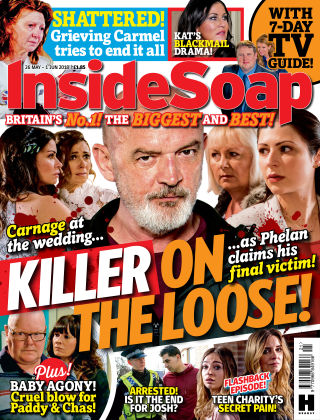 Inside Soap - UK Issue 21 2018