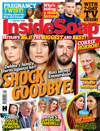 Inside Soap - UK Issue 22 2018