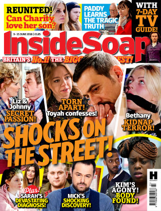 Inside Soap - UK Issue 23 2018