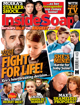 Inside Soap - UK Issue 24 2018