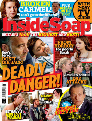 Inside Soap - UK Issue 26 2018