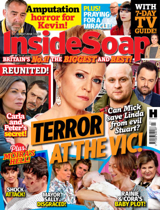 Inside Soap - UK Issue 27 2018