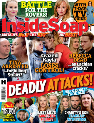 Inside Soap - UK Issue 29 2018