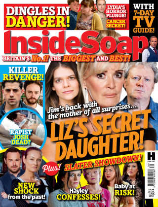 Inside Soap - UK Issue 30 2018