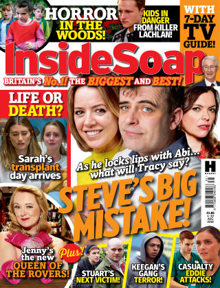 Inside Soap - UK Issue 31 2018