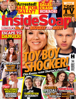 Inside Soap - UK Issue 32 2018