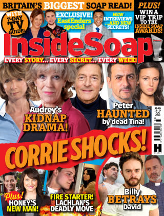 Inside Soap - UK Issue 33 2018