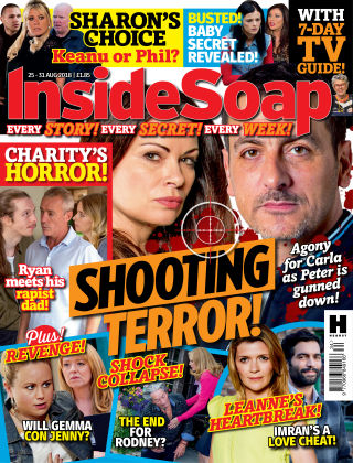 Inside Soap - UK Issue 34 2018