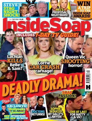 Inside Soap - UK Issue 35 2018