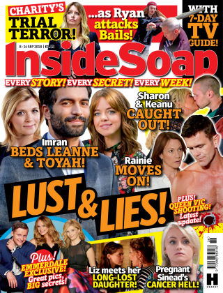 Inside Soap - UK Issue 36 2018