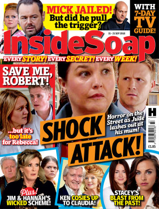 Inside Soap - UK Issue 37 2018