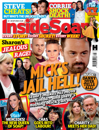 Inside Soap - UK Issue 38 2018
