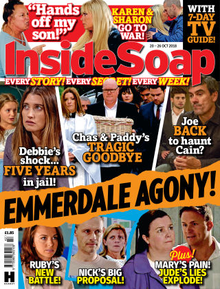 Inside Soap - UK Issue 42 2018