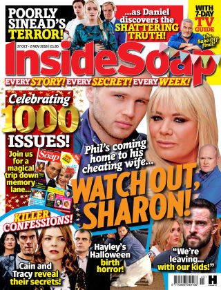 Inside Soap - UK Issue 43 2018
