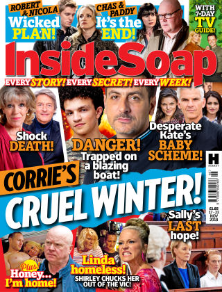 Inside Soap - UK Issue 46 2018