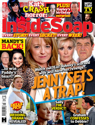 Inside Soap - UK Issue 47 2018