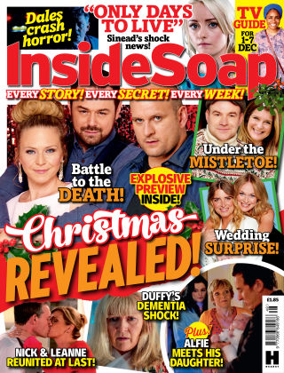 Inside Soap - UK Issue 48 2018