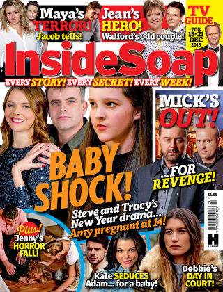 Inside Soap - UK Issue 50 2018