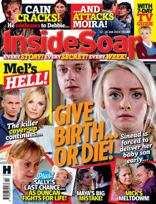 Inside Soap - UK Issue 2 - 2019