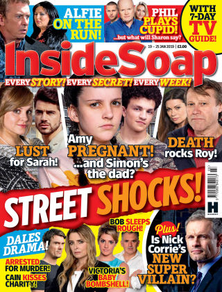 Inside Soap - UK Issue 3 - 2019