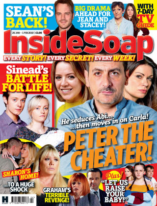 Inside Soap - UK Issue 4 - 2019