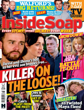 Inside Soap - UK Issue 5 - 2019