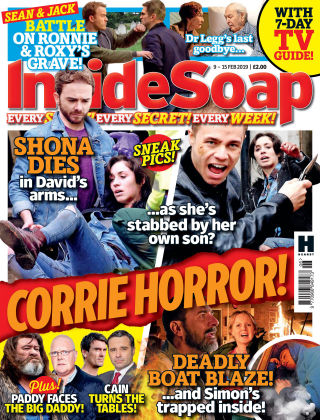 Inside Soap - UK Issue 6 - 2019