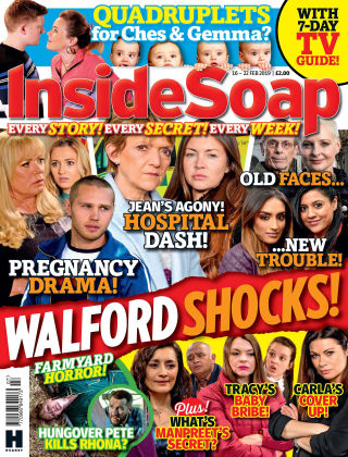 Inside Soap - UK Issue 7 - 2019