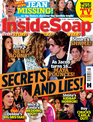 Inside Soap - UK Issue 8 - 2019