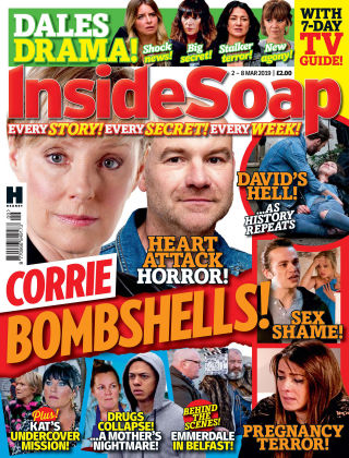 Inside Soap - UK Issue 9 - 2019