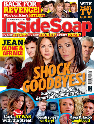 Inside Soap - UK Issue 10 - 2019