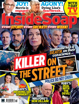 Inside Soap - UK Issue 11 - 2019