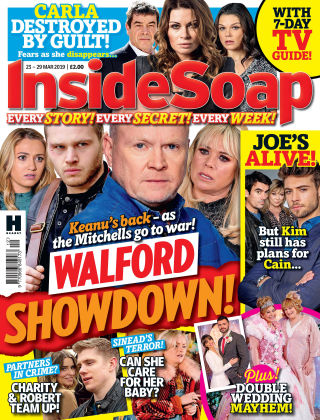 Inside Soap - UK Issue 12 - 2019