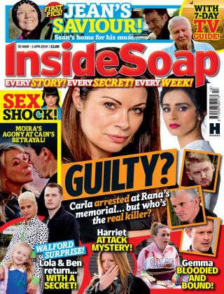 Inside Soap - UK Issue 13 - 2019