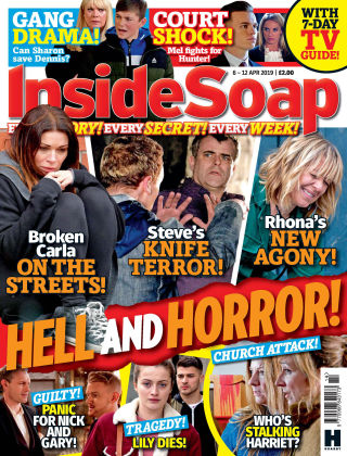 Inside Soap - UK Issue 14 - 2019
