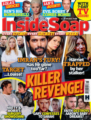 Inside Soap - UK Issue 15 - 2019