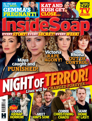 Inside Soap - UK Issue 16 - 2019
