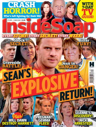 Inside Soap - UK Issue 17 - 2019