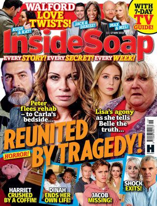 Inside Soap - UK Issue 19 - 2019