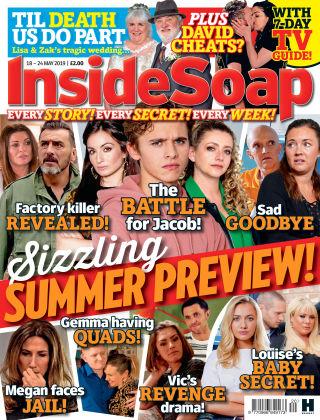 Inside Soap - UK Issue 20 - 2019