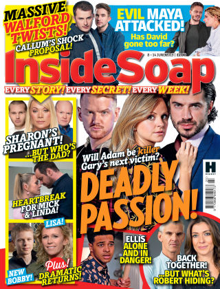 Inside Soap - UK Issue 23 - 2019