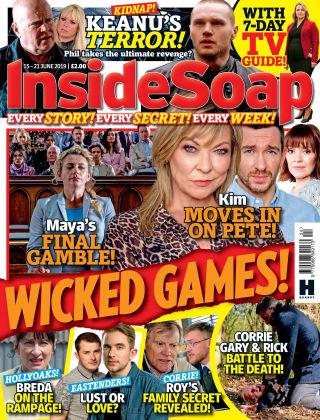 Inside Soap - UK Issue 24 - 2019